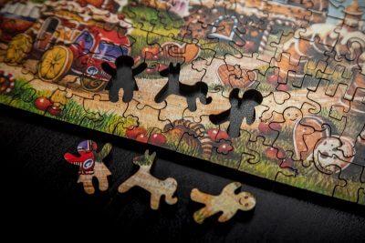 мозаика из дерева бисквитные горки в минске давичи
