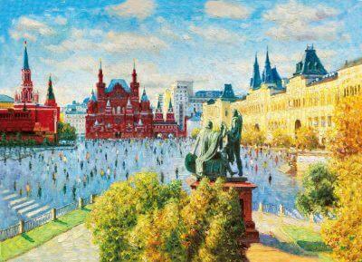 москва 870 лет