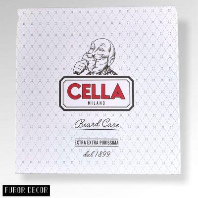 подарочный набор cella (Италия) для ухода за бородой